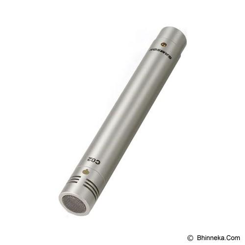 SAMSON Microphone Condenser [C02] - Microphone Condenser